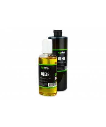 Konopný olej - 100% Natur