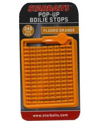 Bait Stopper Pop UP Fluo oranžová 240ks