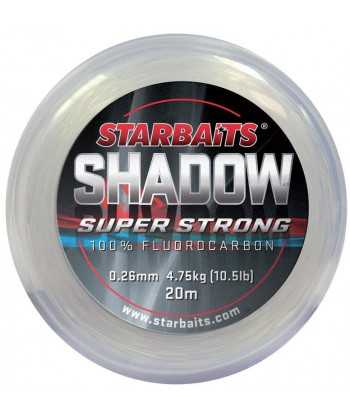 Fluorocarbon SHADOW 20m 0,52mm