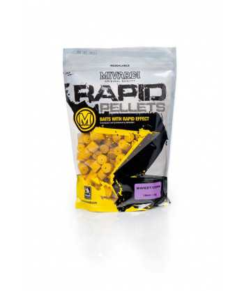 Pelety Rapid SweetCorn 1 kg 20 mm