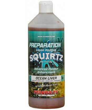 Booster PREP X SQUIRTZ OCEAN LIVER 1L