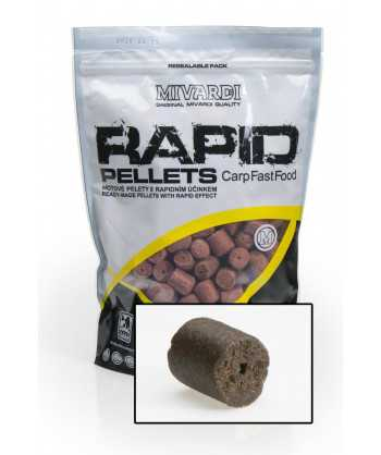 Pelety Rapid Extreme - Enzymatic Protein 4mm 1 kg