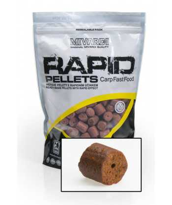 Pelety Rapid Extreme - Spiced Protein 20mm 1 kg