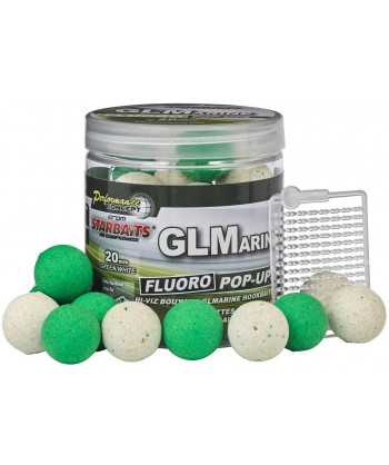 GLMarine - Boilie FLUO plovoucí 80g 20mm