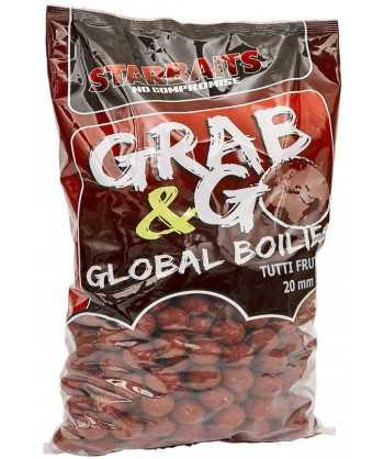Global boilies TUTTI 20mm 10kg