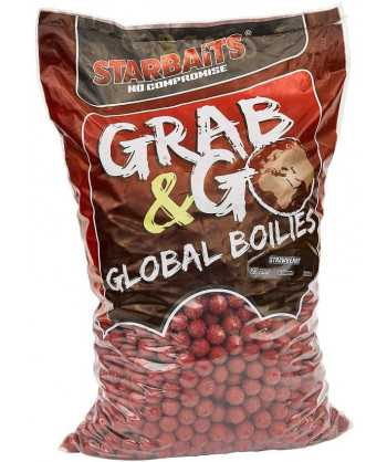Global boilies STRAWBERRY JAM 20mm 10kg