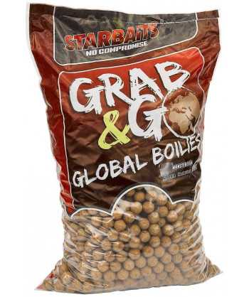 Global boilies MEGA FISH 20mm 10kg