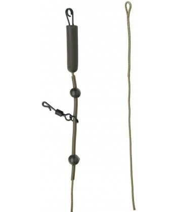 Lead core chod rig system ( + anti-tangle)