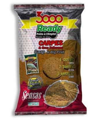 Krmení 3000 Ready Carp