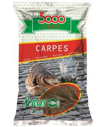 Krmení 3000 Club Carpes (kapr) 1kg