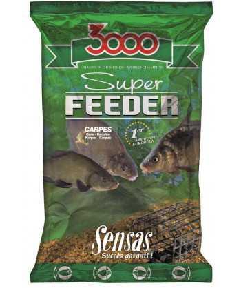 Krmení 3000 Super Feeder Carp 1kg