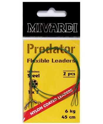 Mivardi Predator - lanko obratlík + očko 6 kg