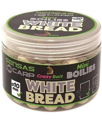 Mini Boilies Crazy White Bread (sladký chléb) 80g