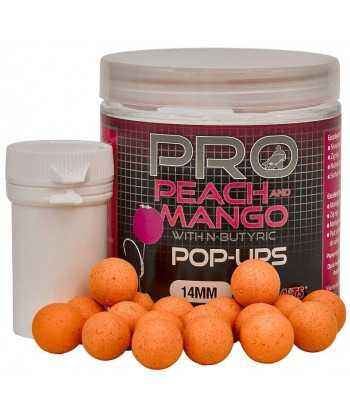 Pro Peach & Mango - Boilie plovoucí 60g 14mm