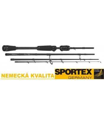 Přívlačové pruty SPORTEX Nova Ultra Light Travel 230cm 2-8g
