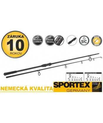 Kaprové pruty SPORTEX Competition Carp CS-4 2-díl 396cm 3,75lb