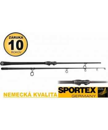 Kaprové pruty SPORTEX Invictus Carp, 2 díl 396cm / 3,75lbs