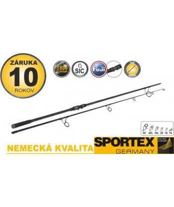 Kaprové pruty SPORTEX Revolt Carp 2-díl 395cm 3,75lb