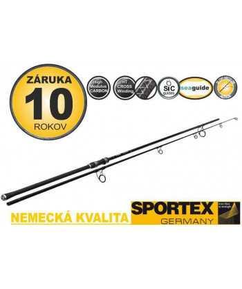 Kaprařské pruty SPORTEX Paragon Stalker 300cm 2-díl 3lbs