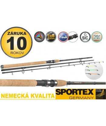 Sportex Xclusive Feeder NT Light 360cm,40-80g