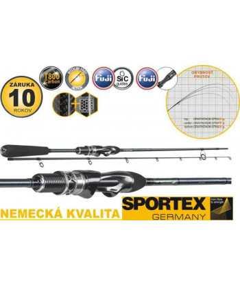Sportex Graphenon Spin 2-díl 270cm / 20g