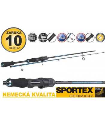 Sportex Bassista Drop Shot 2-díl 245cm 15g