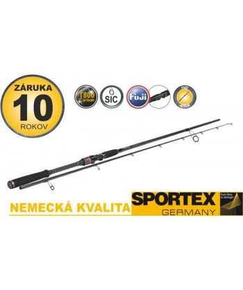Přívlačové pruty SPORTEX Revolt Spin 2-díl 240cm 40g