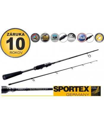 Přívlačové pruty SPORTEX Black Arrow G-3 spin 2-díl 270cm / 40g
