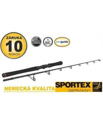 Sumcové pruty SPORTEX Catfire Vertical 195cm 170-300g 2-díl