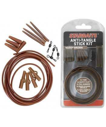 Anti Tangle Stick Kit hnědá (montáž)