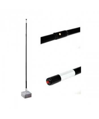 Daemons Sklopná tyčová bojka LOVY s diodou 6m + zátěž 1,25kg