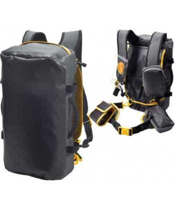 SPORTEX modulární batoh s páskem + 5ks krabiček 48 x 35 x 18cm