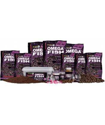 Omega Fish Obalovací pasta 250g