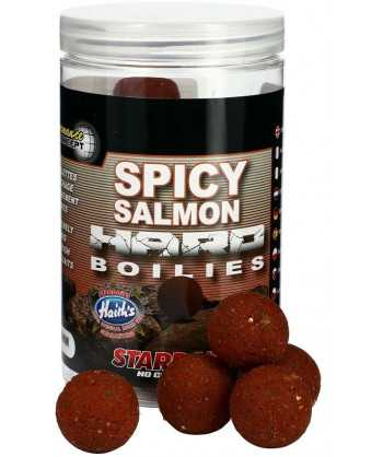 Spicy Salmon Hard Boilies 24mm 200g