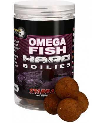 Omega Fish Hard Boilies 24mm 200g