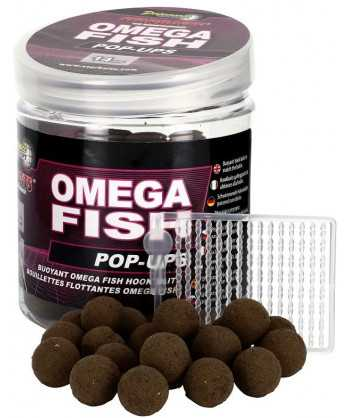 Omega Fish - Boilie plovoucí 80g 14mm